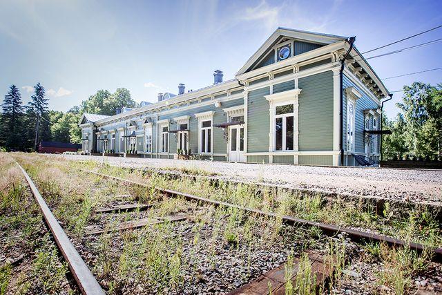 Porvoo, Jokiranta-Asemanseutu, Vanha Hämeenlinnantie 5 As. 10