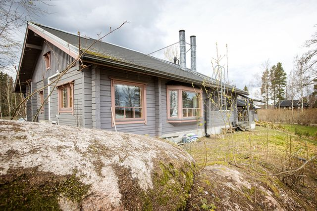 Loviisa, Rönnäs, Ruukinrannantie 59 talo 2