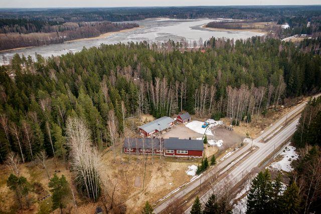 Porvoo, Veckjärvi, Veckjärventie 308
