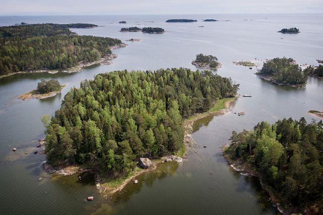 Loviisa, Sondarö, Kalvholmen Sondarö Loviisa