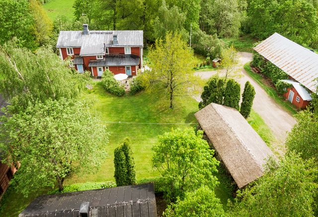 Porvoo, Veckjärvi, Staffaksentie 20