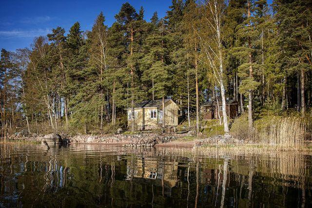 Porvoo, Emäsalo, Högholmenin saari