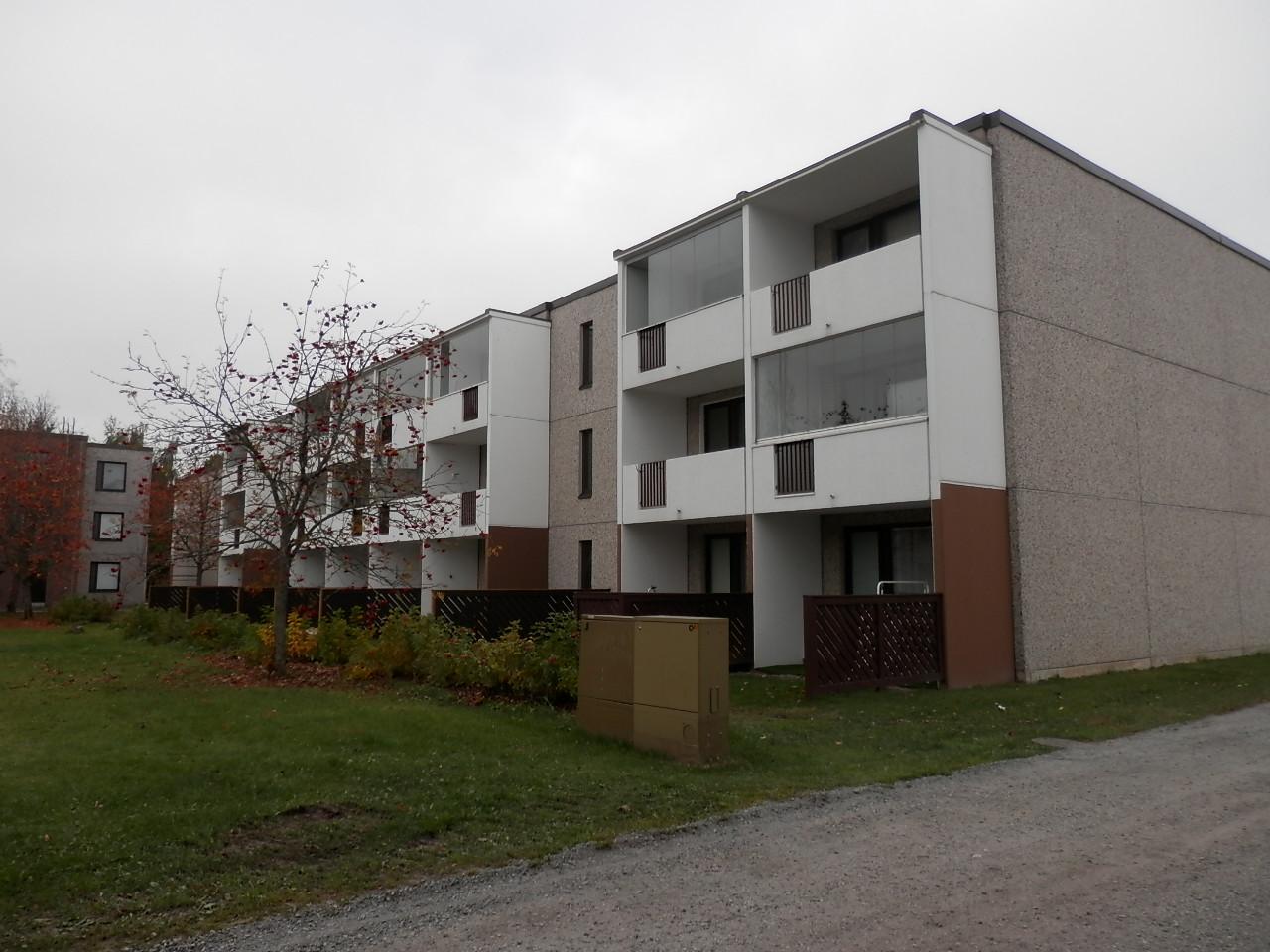 Nurmenpolku 6 D, Loimaa