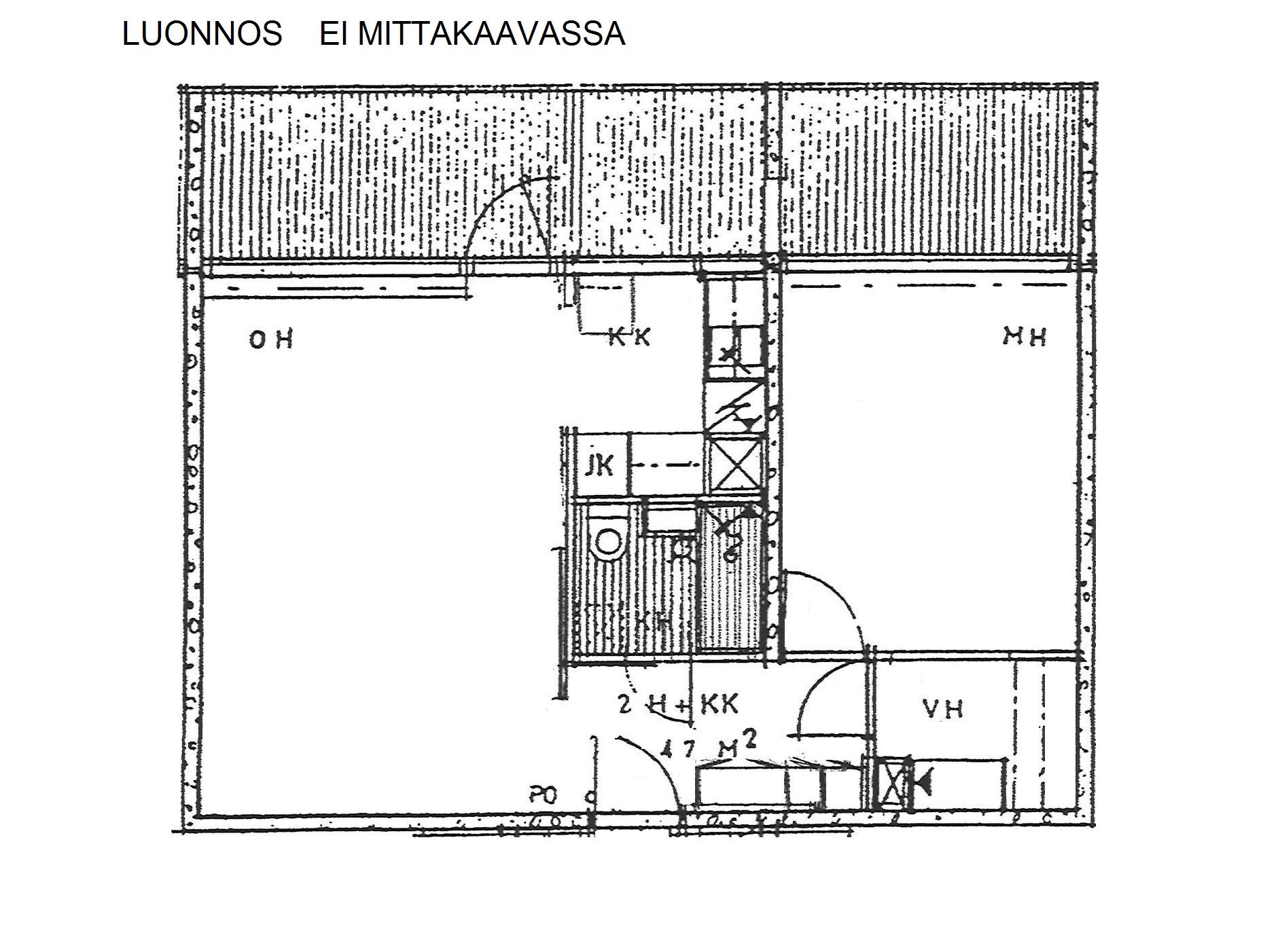 Mikkolantie 6 B, Loimaa
