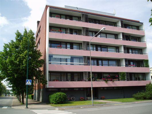 Käsityöläiskatu 7 as., Loimaa