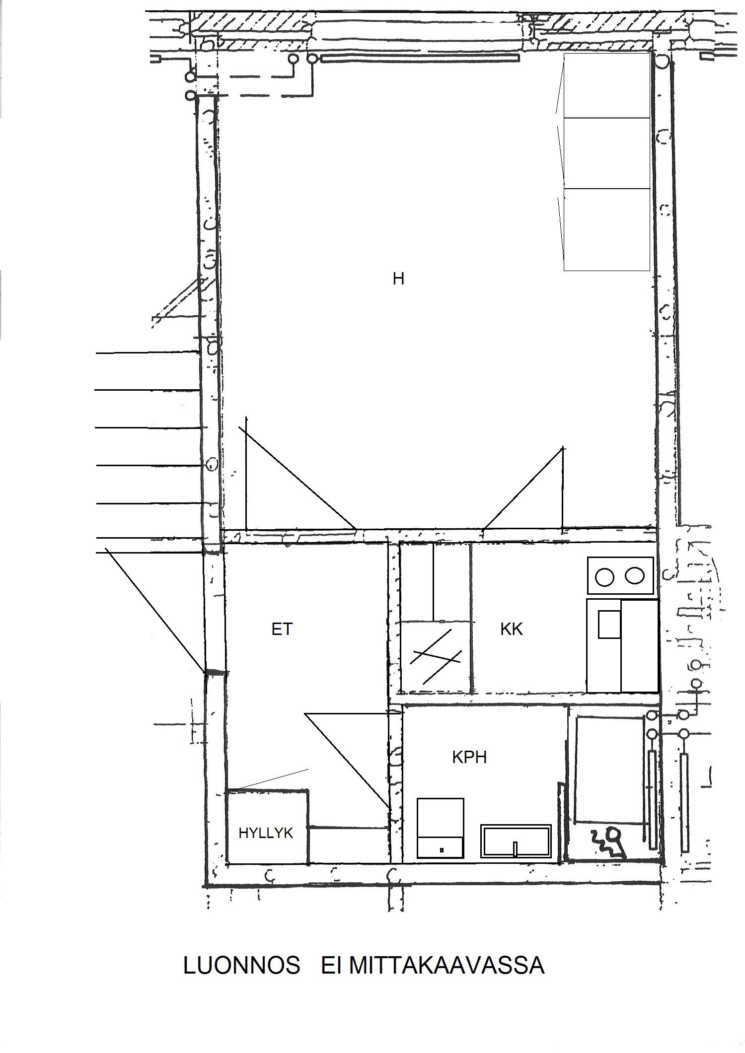 Hirvikoskentie 221 B, Loimaa