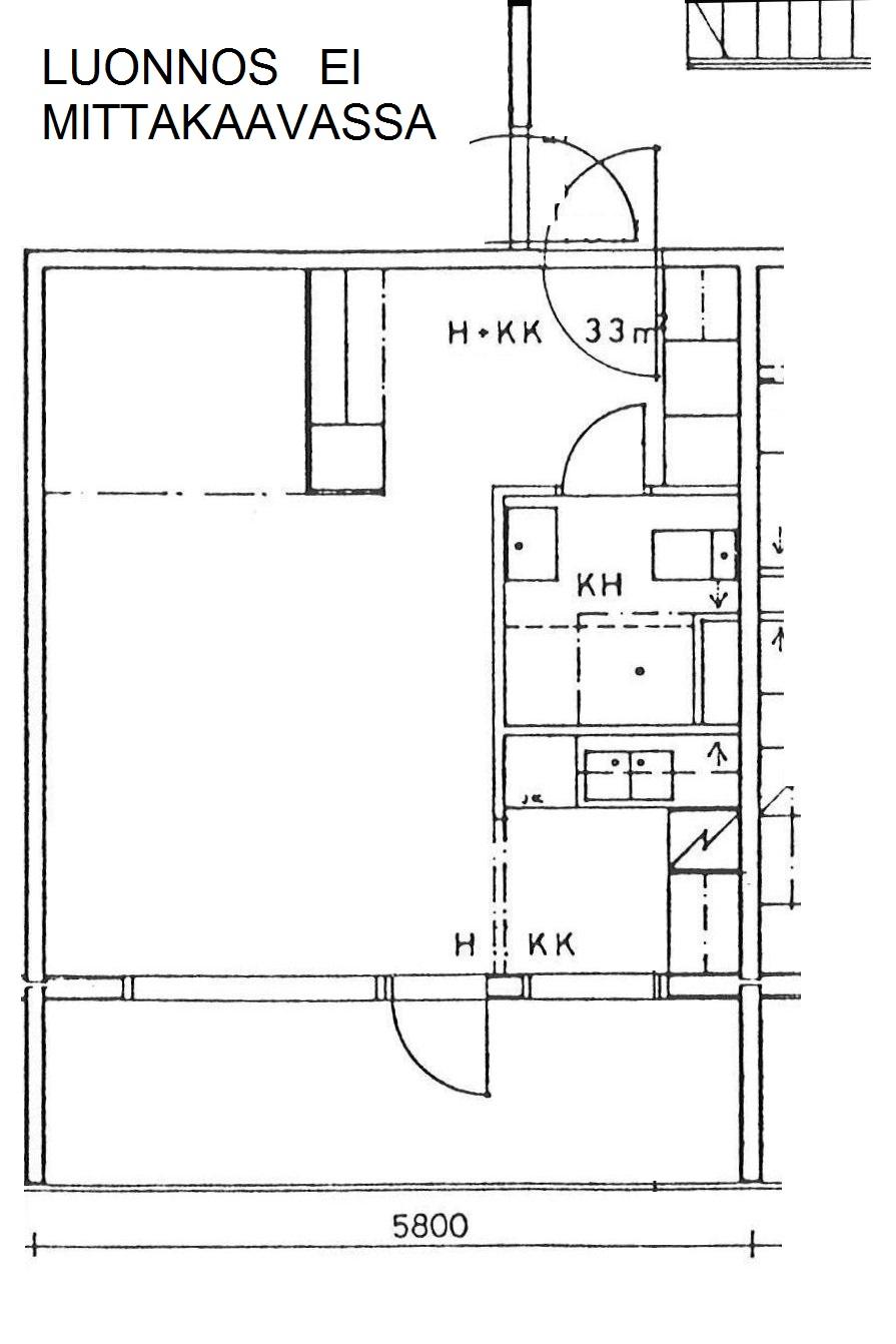 Vesikoskenkatu 26 A, Loimaa