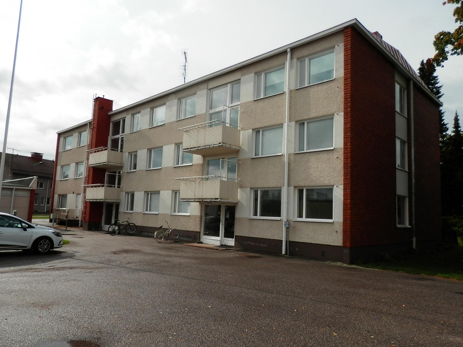 Hirvikoskentie 221 A, Loimaa