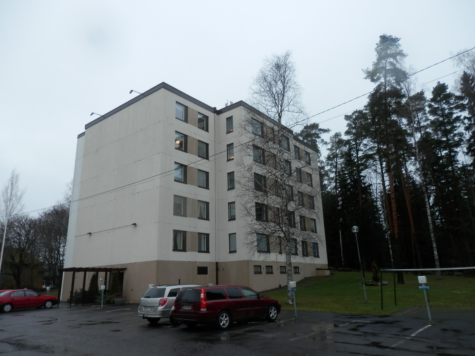 Koskenkuja 3 as., Loimaa
