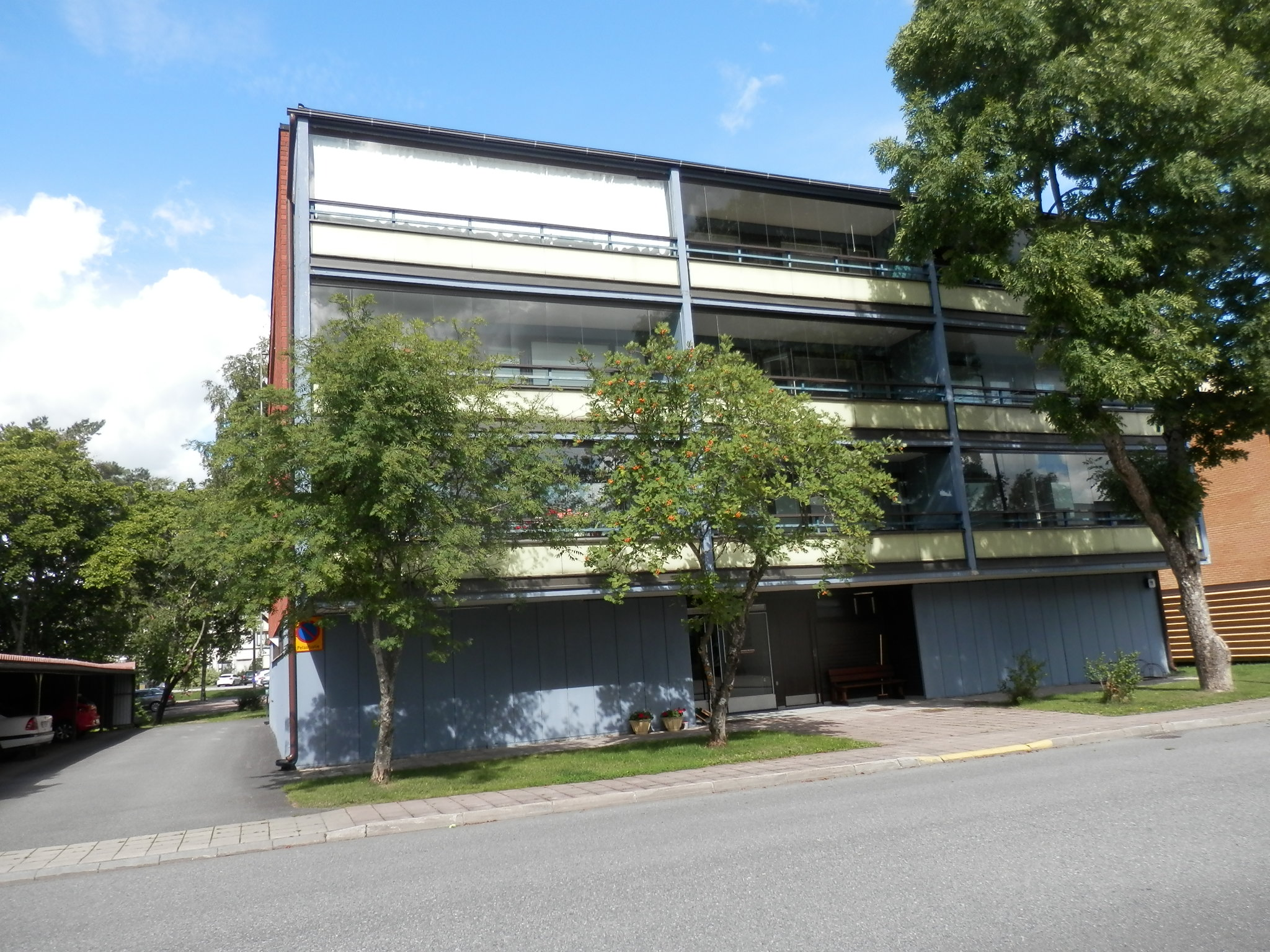 Koulukuja 11 as., Loimaa