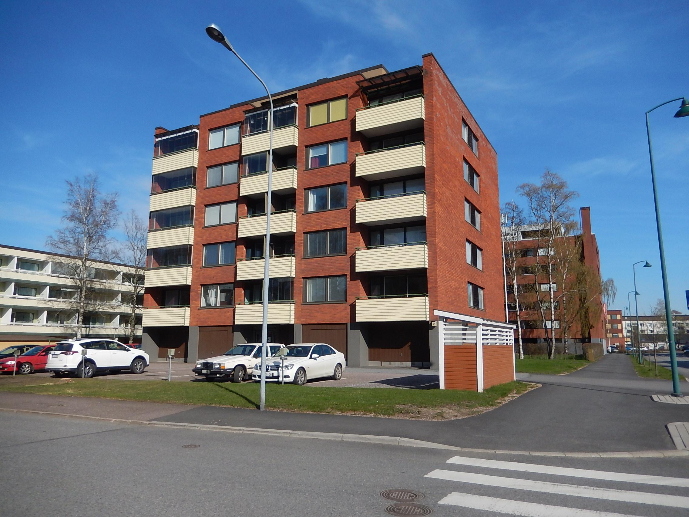 Seppälänkatu 10 as., Loimaa