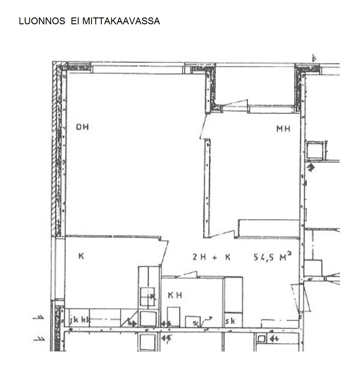 Kalevalankatu 15 B, Loimaa