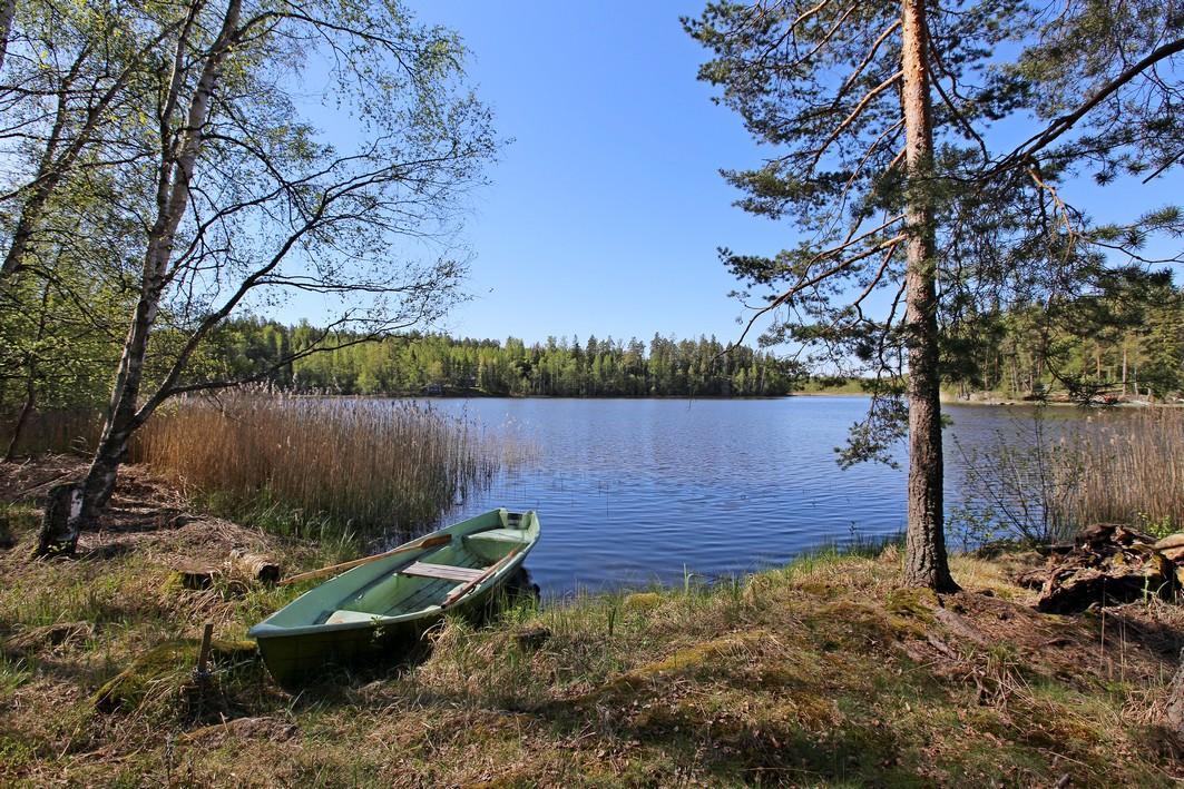 Pornainen, Ruokijärvi, Ruokijärventie
