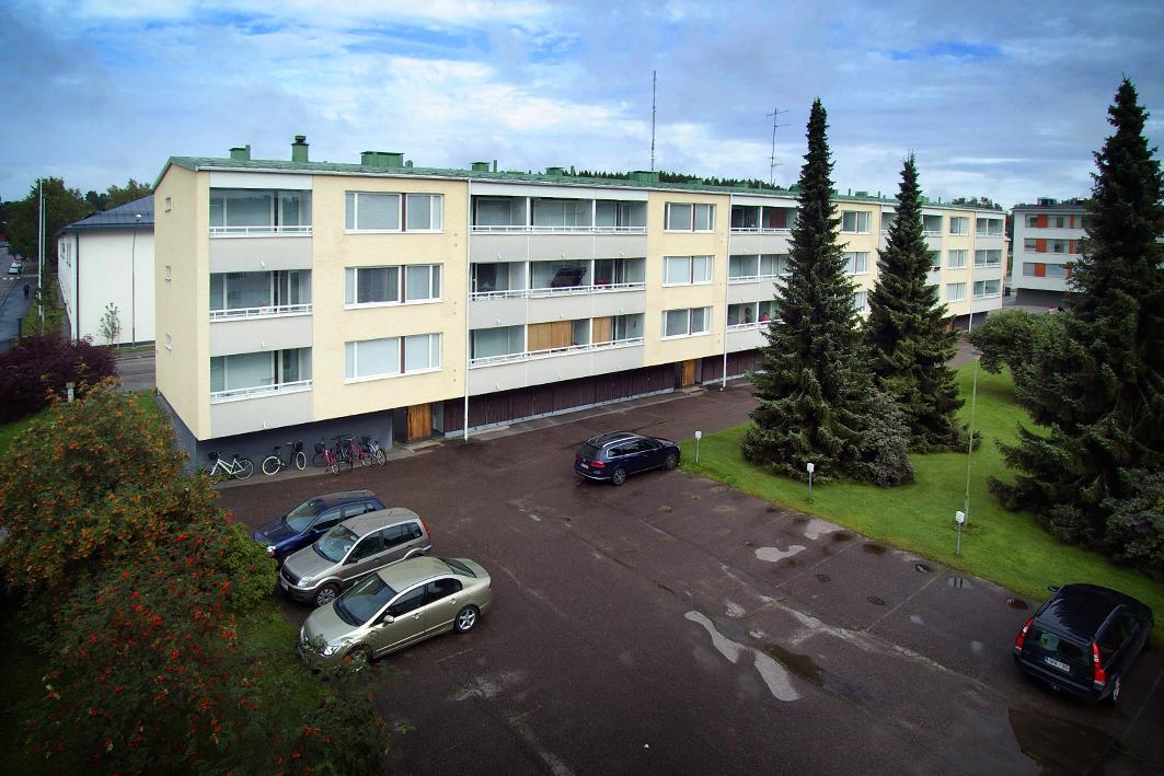 Porvoo, Keskusta, Piispankatu 8-10 D31-32