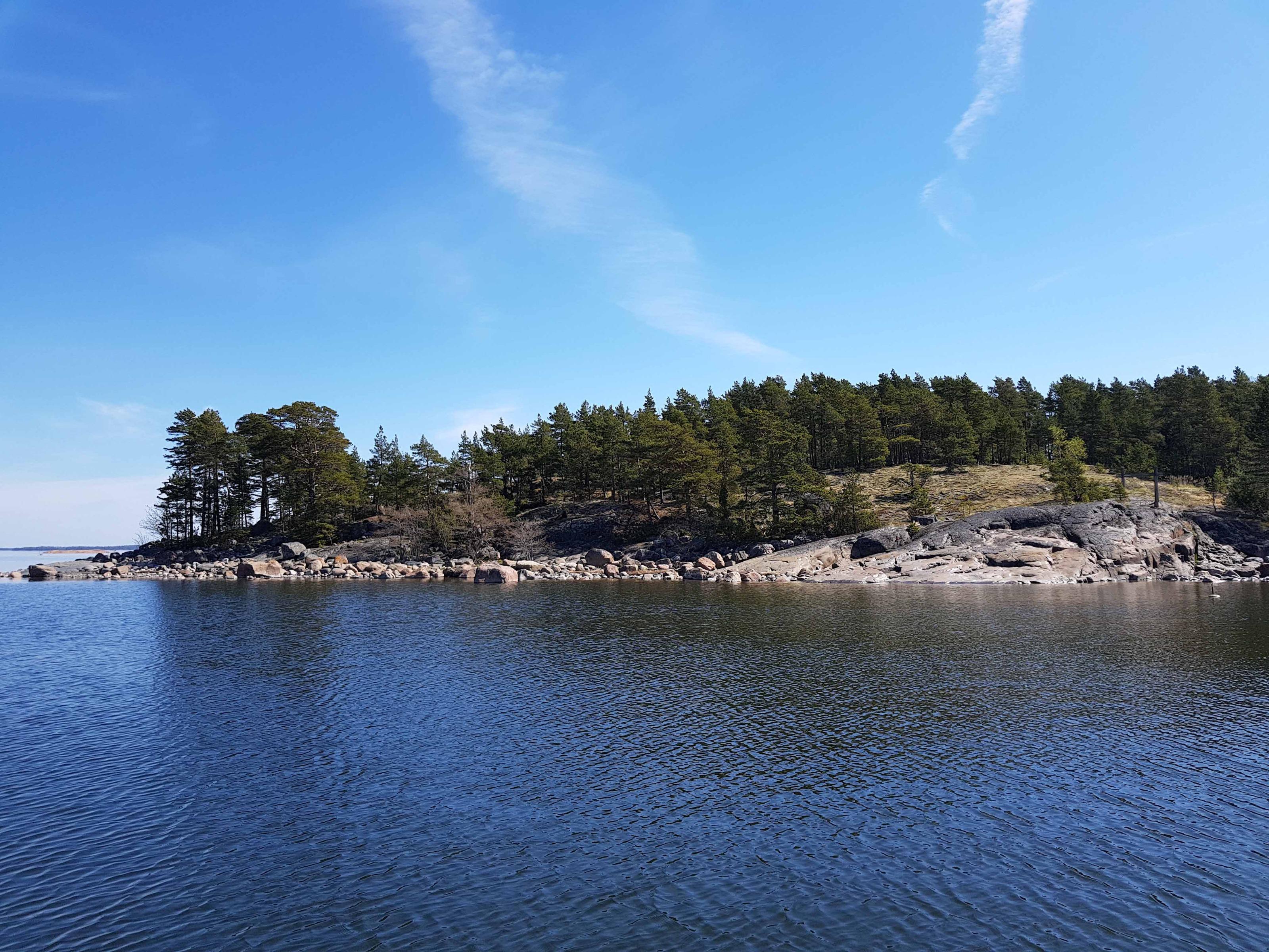 Loviisa, Våtskär, Stora Risholmen