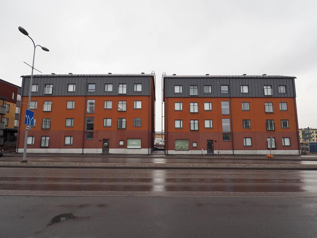 Porvoo, Länsiranta, Aleksinpolku 1 LT