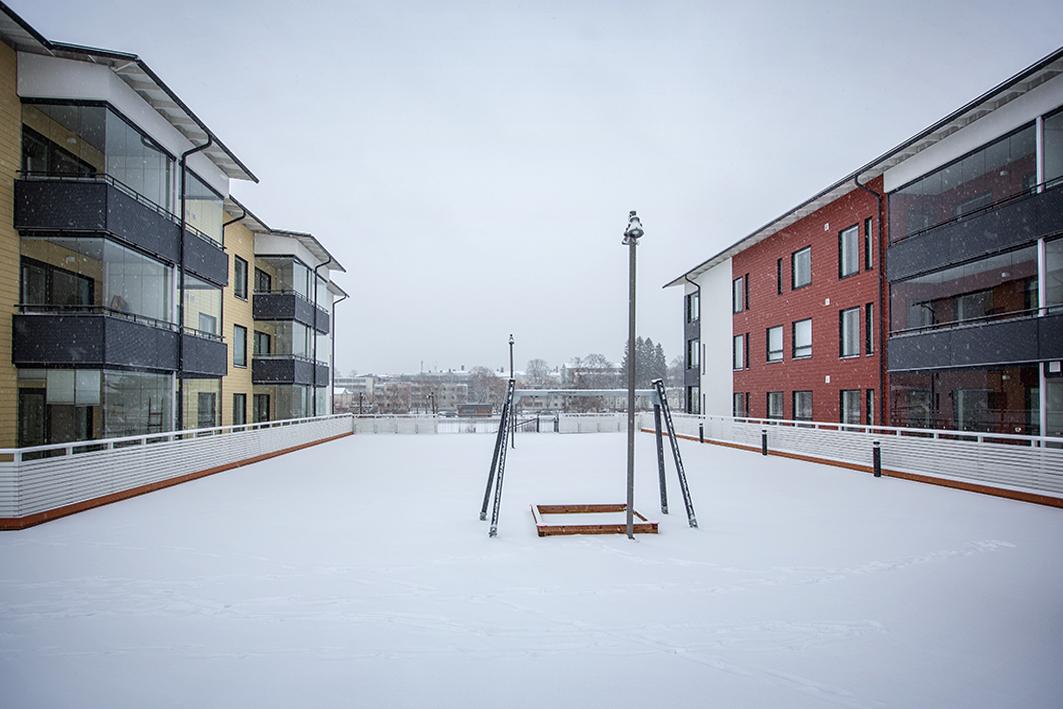 Porvoo, Länsiranta, Laamanninkatu 5 C16