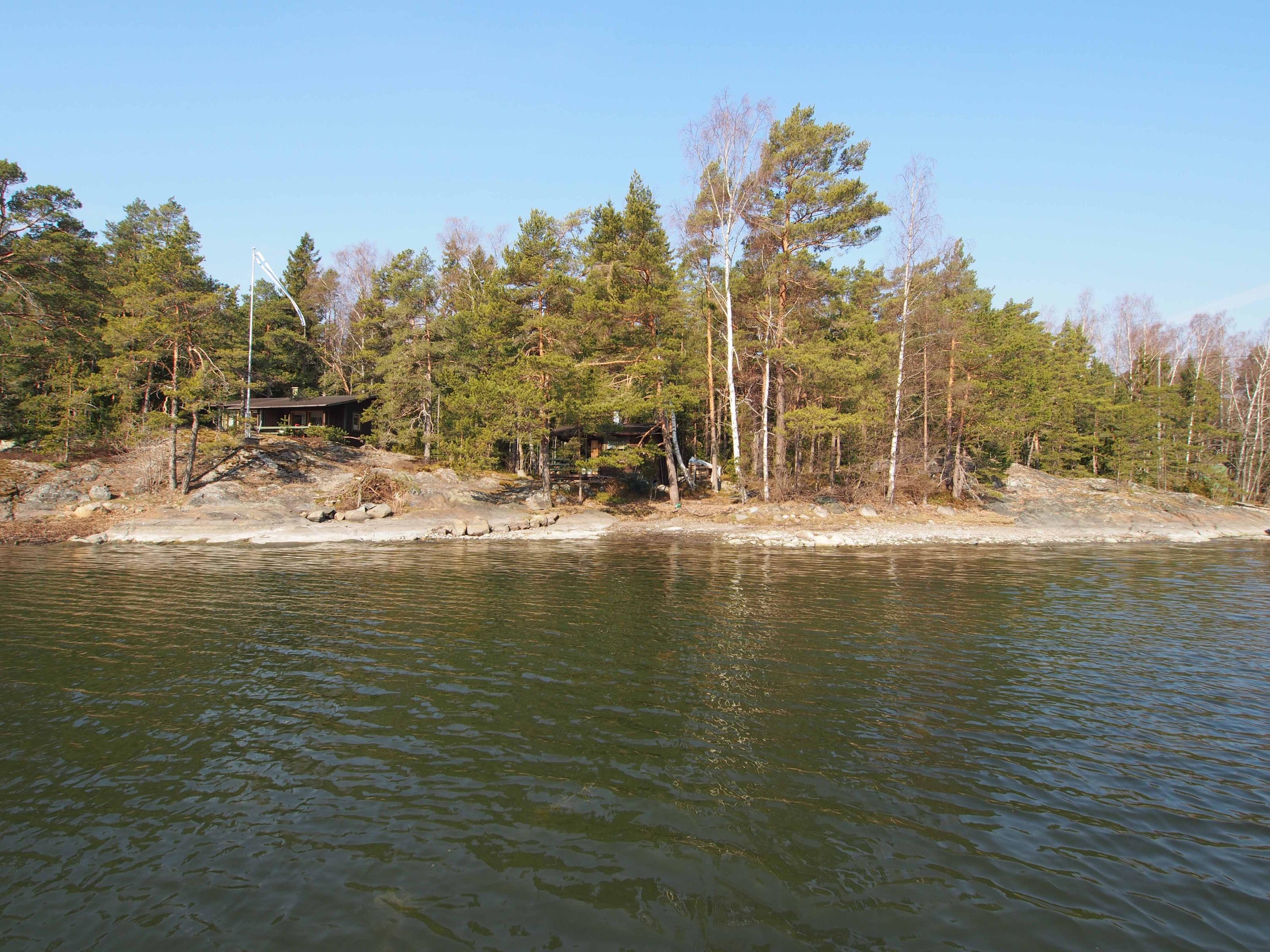 Porvoo, Pellinki, Hummelholmen Lagunen
