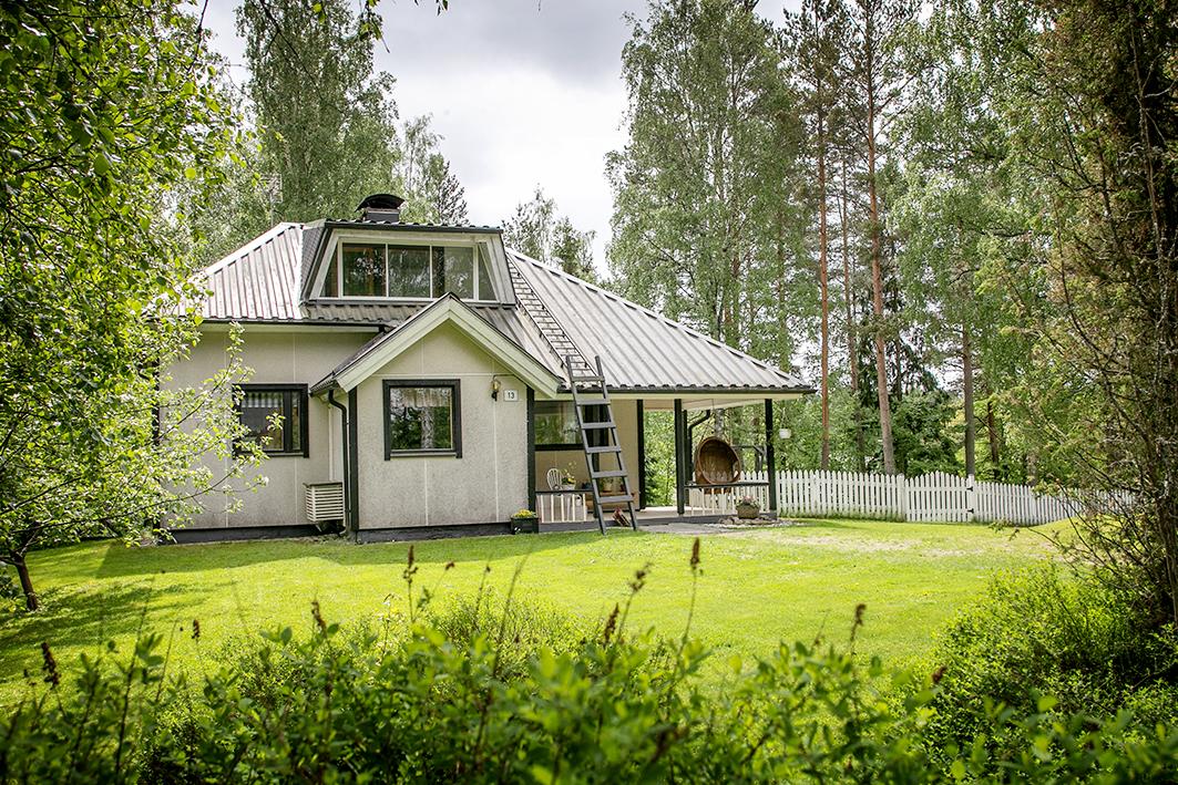 Porvoo, Veckjärvi, Fasaanikuja 13