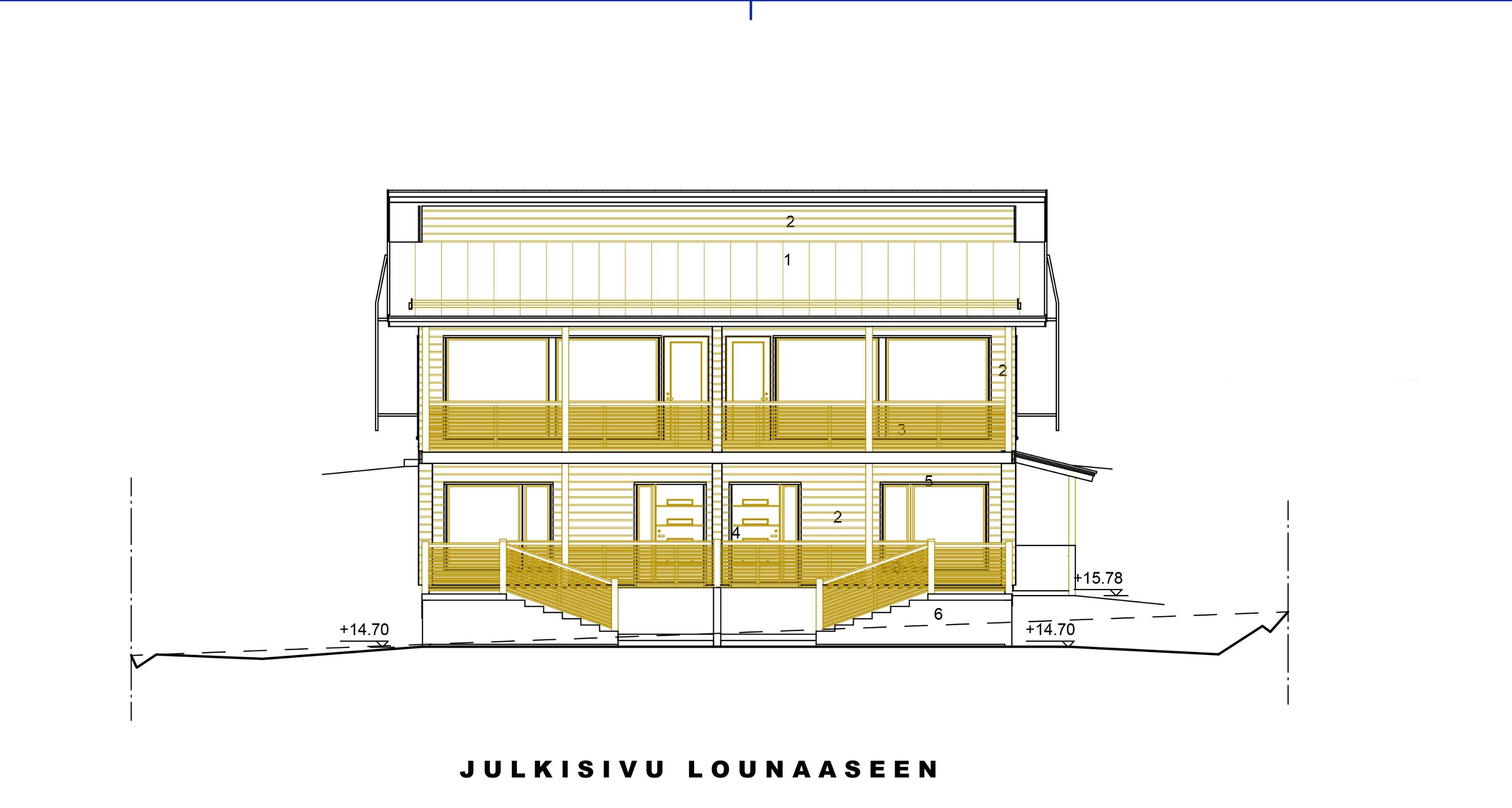 Porvoo, Tolkkinen, Påvalsinkaari 6 B B