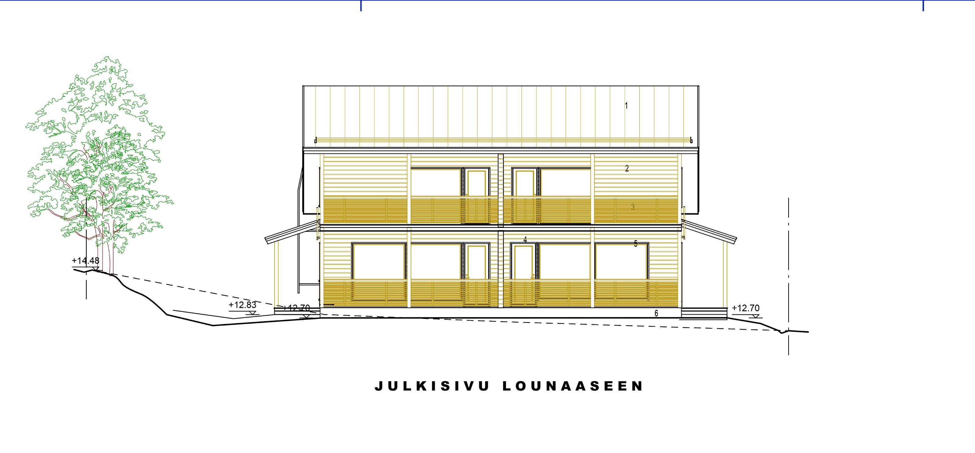 Porvoo, Tolkkinen, Påvalsbackankatu 6 A A