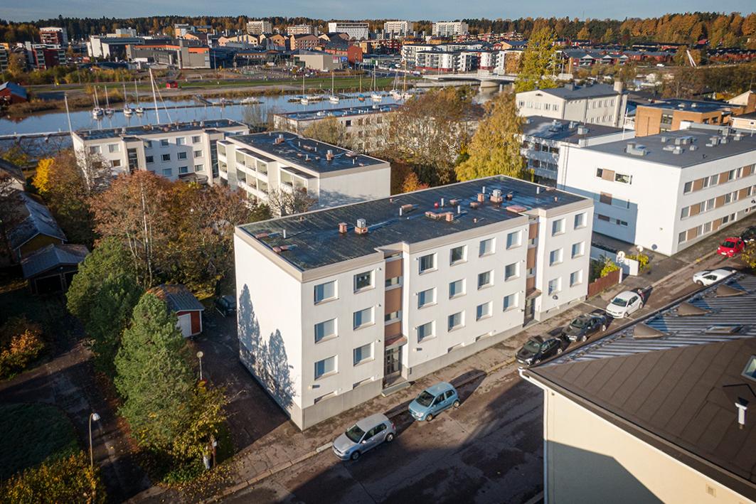 Porvoo, Keskusta, Runeberginkatu 12 F F38