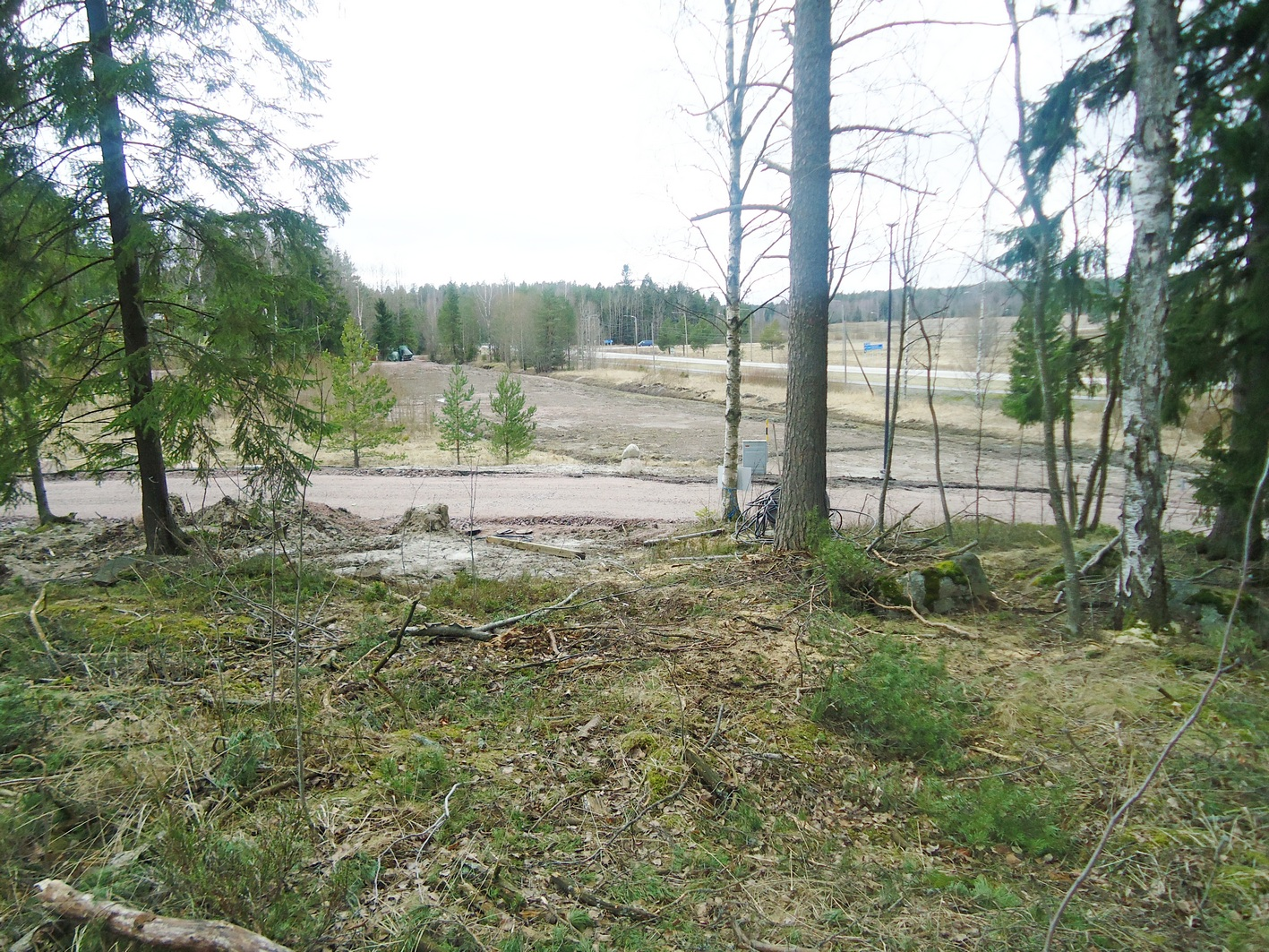 Porvoo, Tolkkinen, Itä-Mensaksenpolku