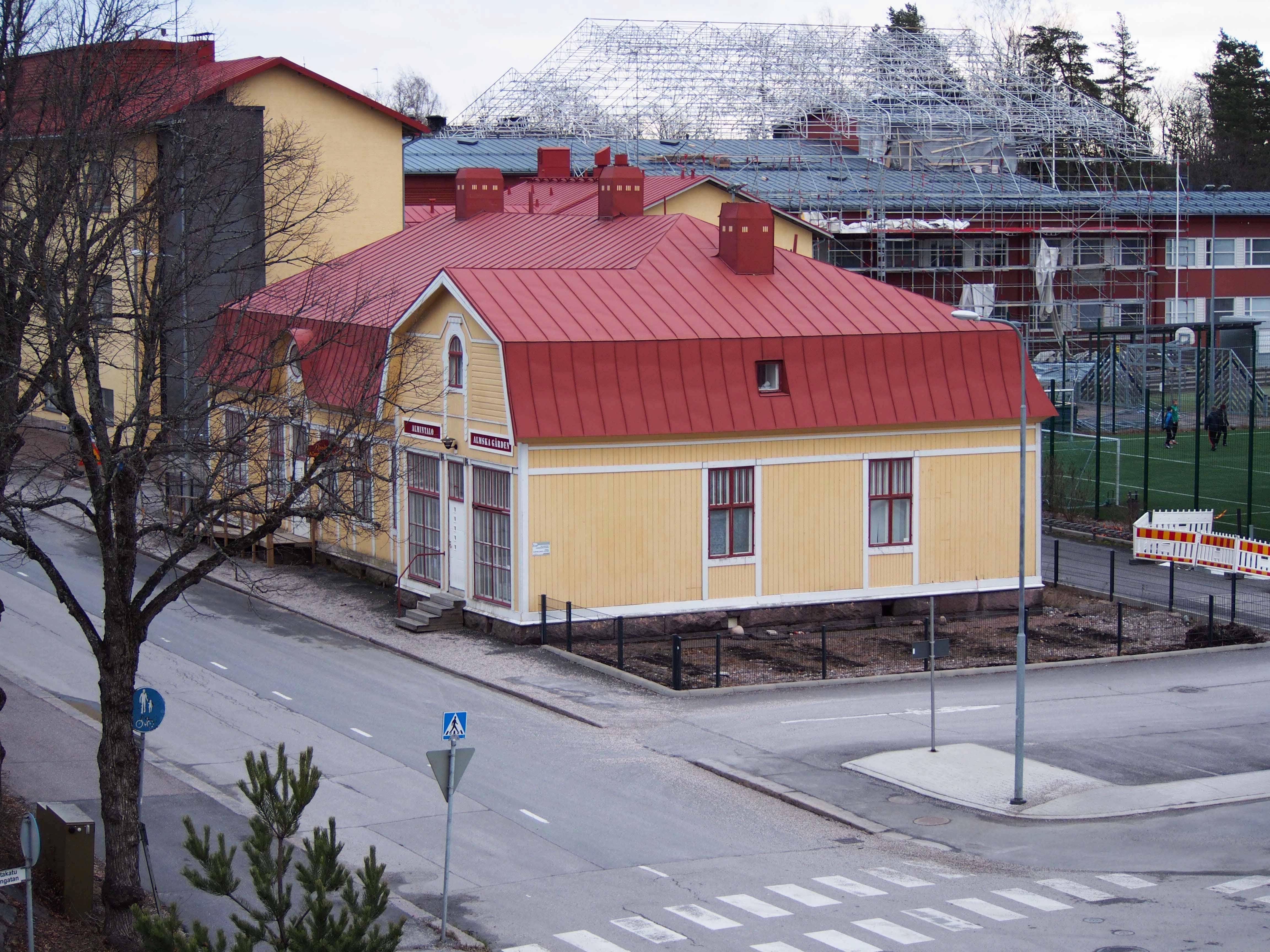Loviisa, Keskusta, Brandensteininkatu 3