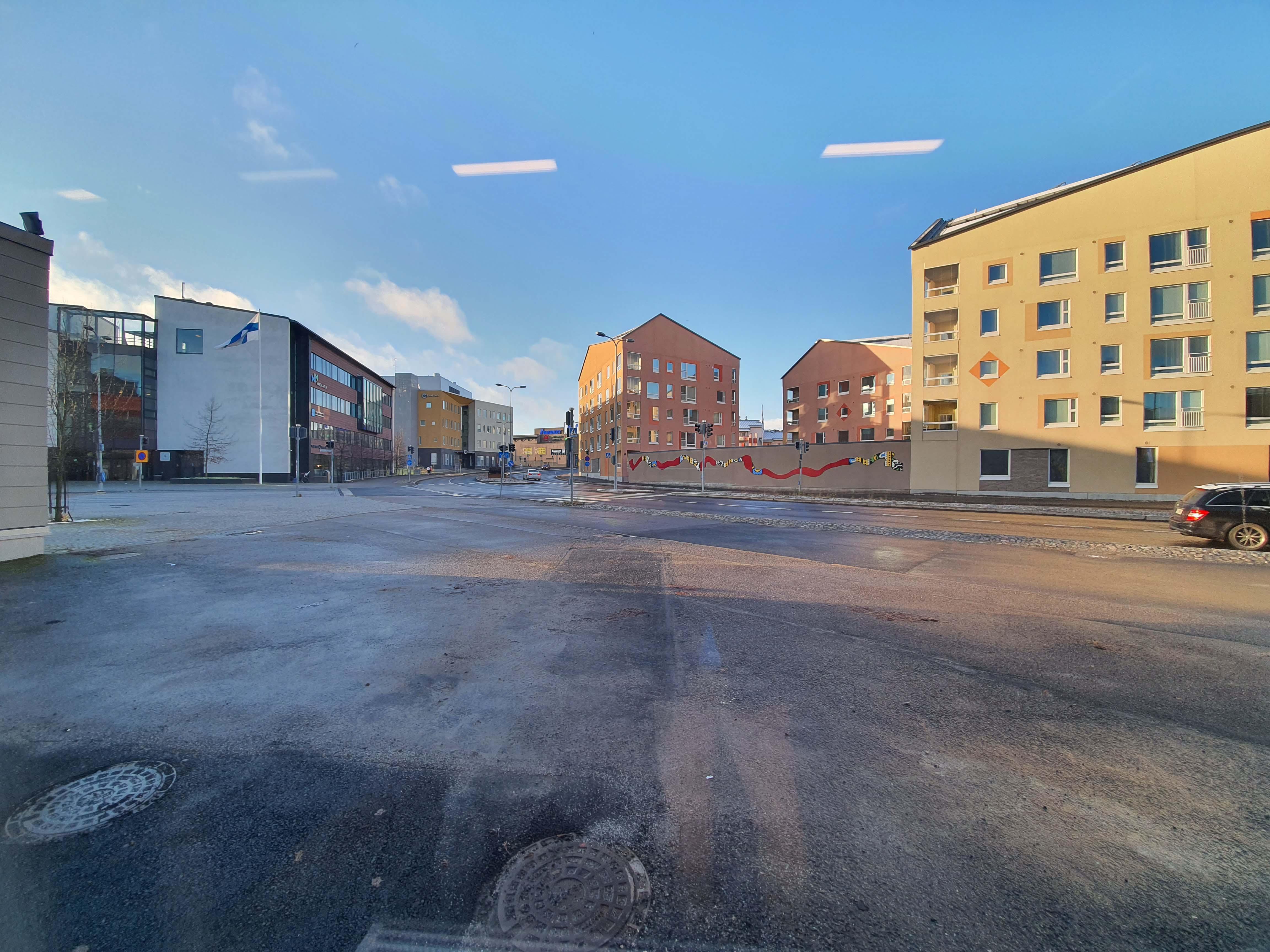 Porvoo, Länsiranta – Taidetehdas, Läntinen Aleksanterinkatu 1