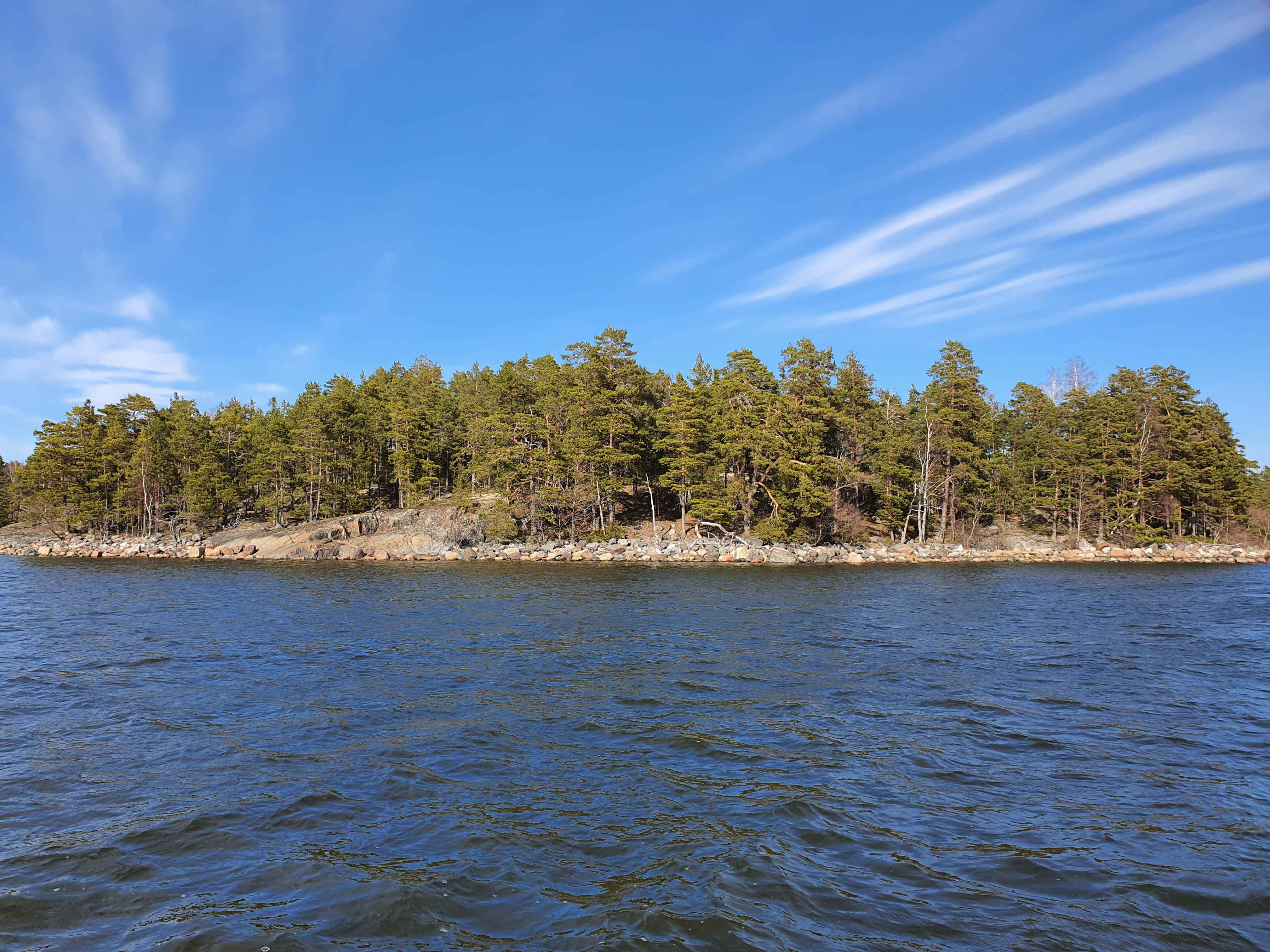 Loviisa, Sondarö, Mejholmen kokonainen saari