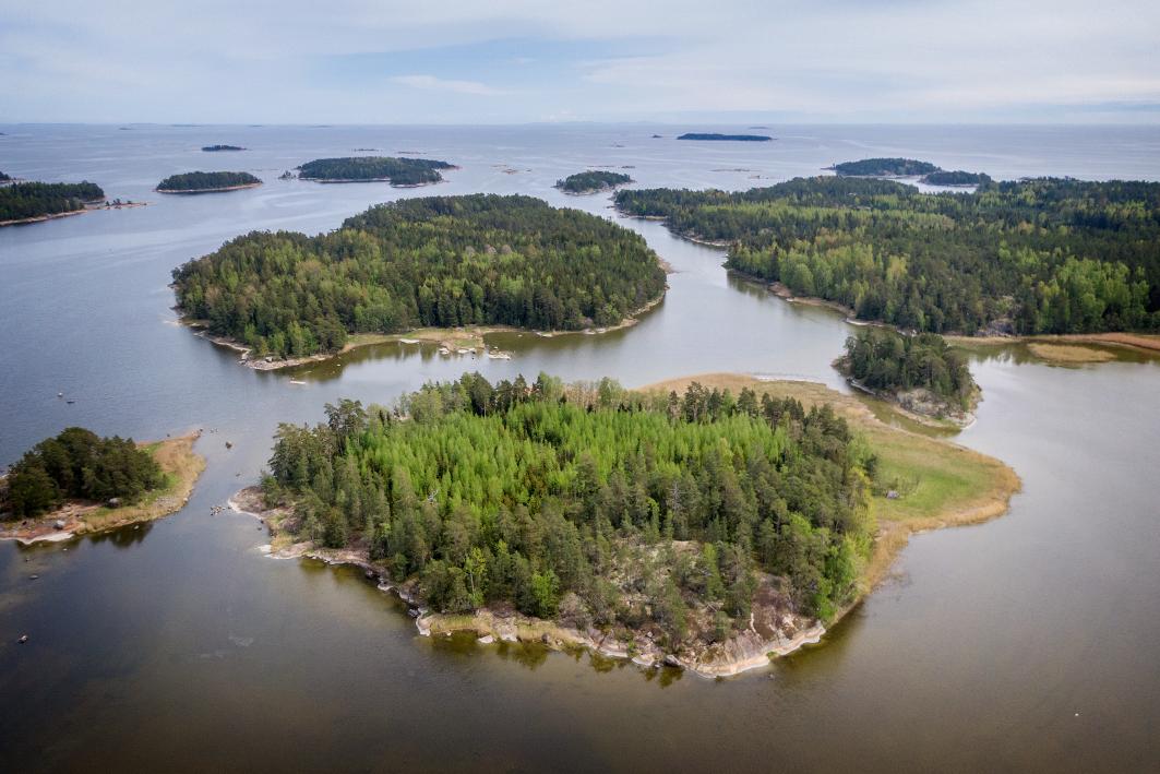 Loviisa, Våtskär, Nyponholmen Våtskär
