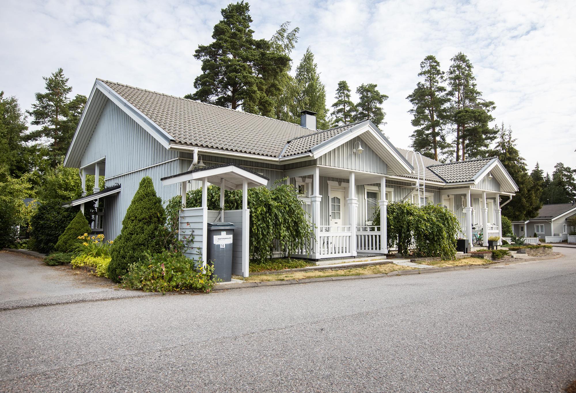 Porvoo, Huhtinen, Kukankaari 14 as 1