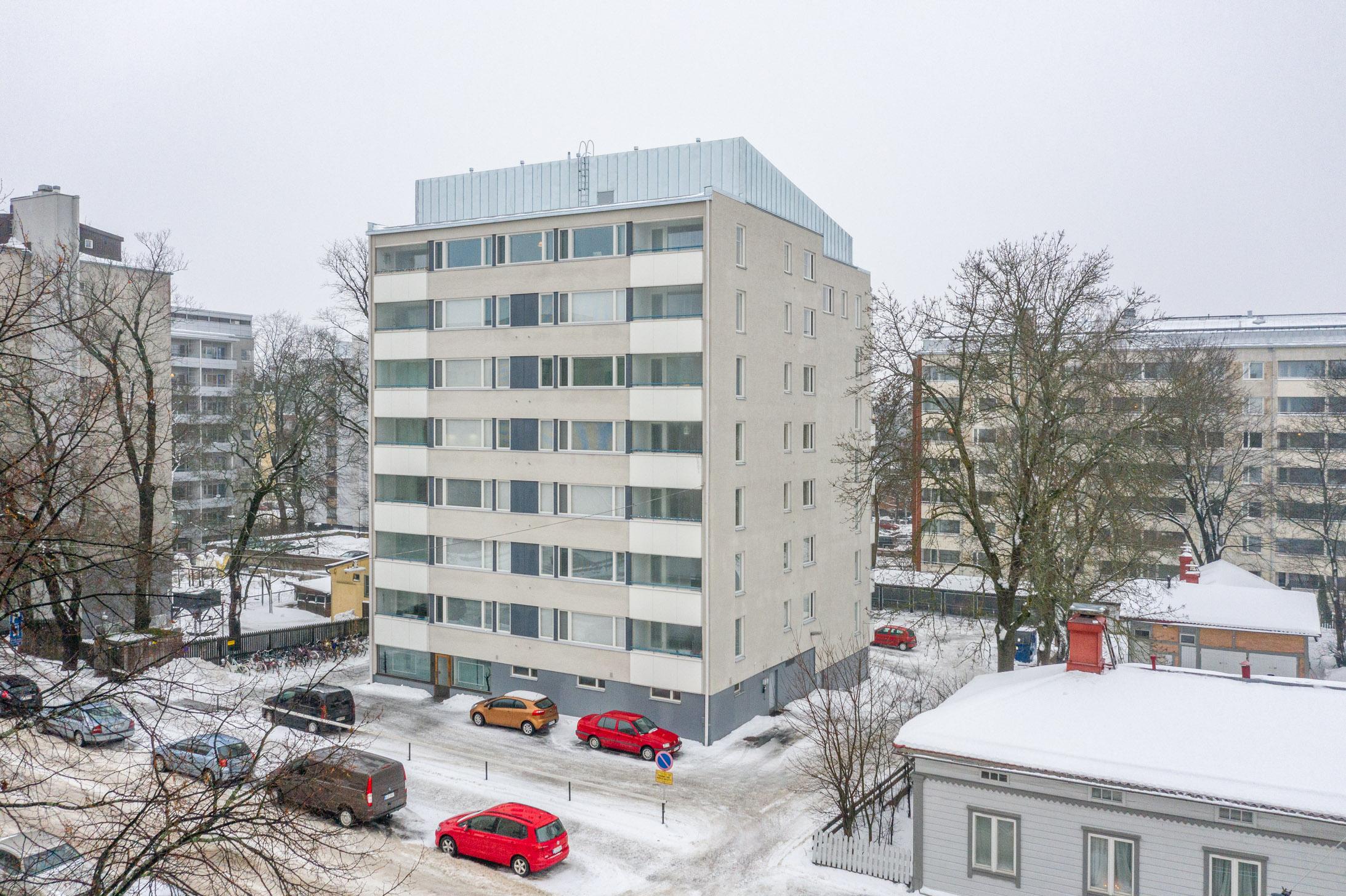 Sirkkalankatu 25 b, 20700 Turku: 45