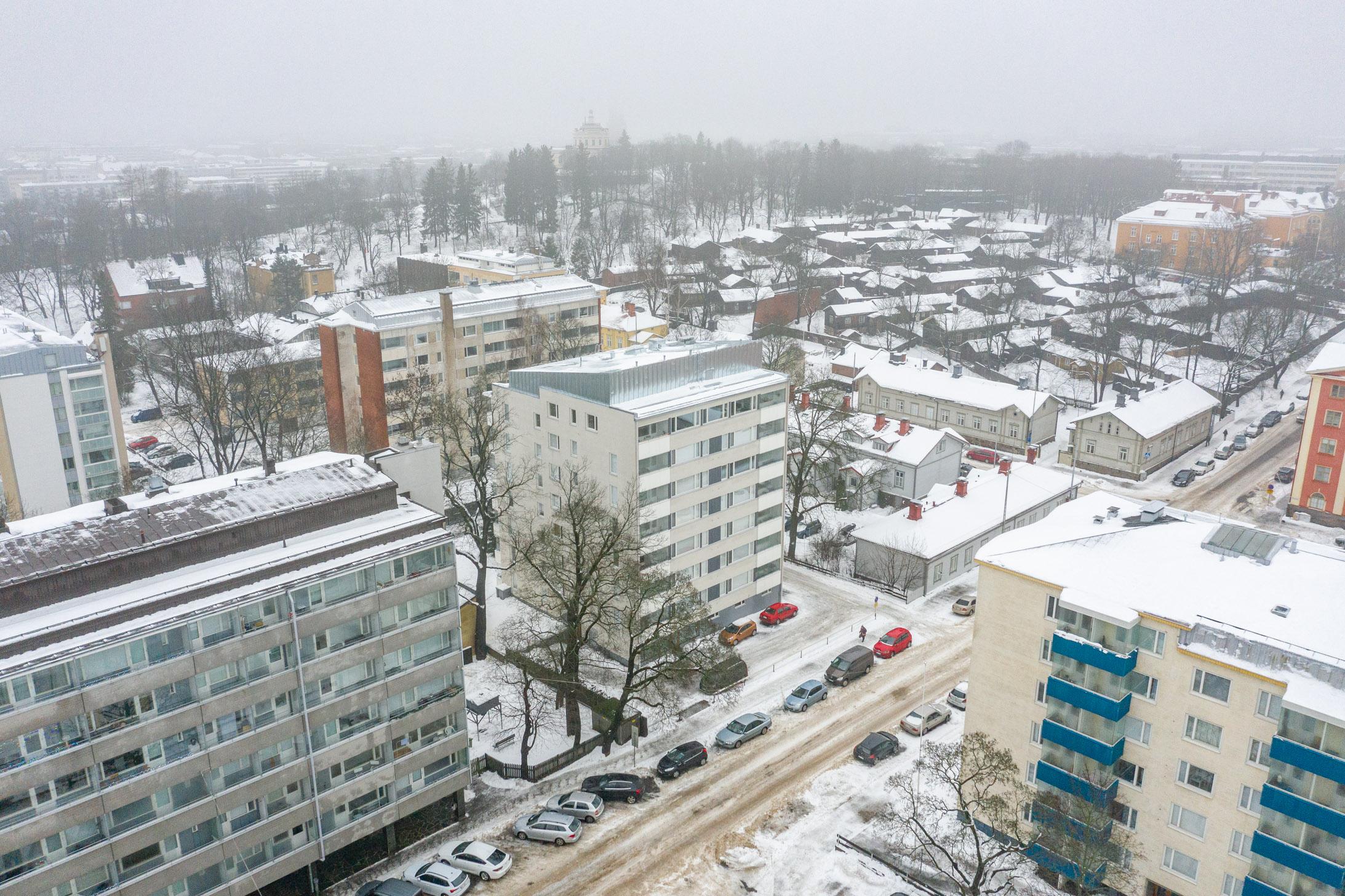 Sirkkalankatu 25 b, 20700 Turku: 47
