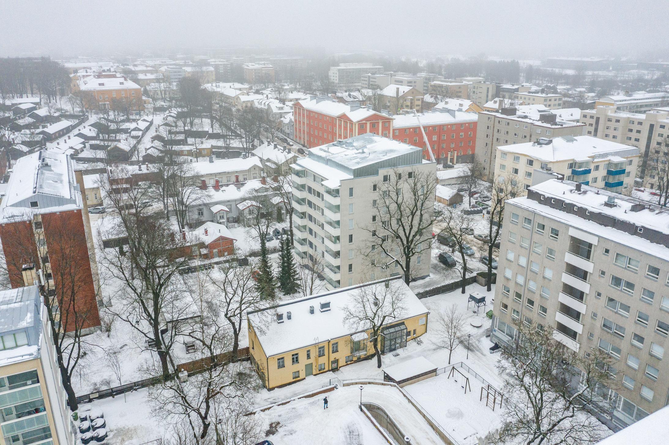 Sirkkalankatu 25 b, 20700 Turku: 48
