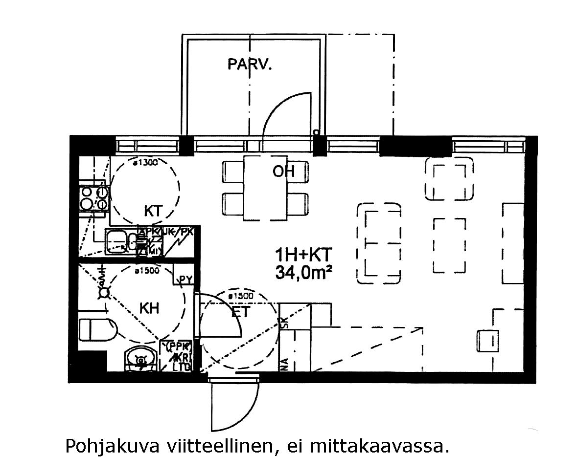 Michailowinkatu 11 C: 1