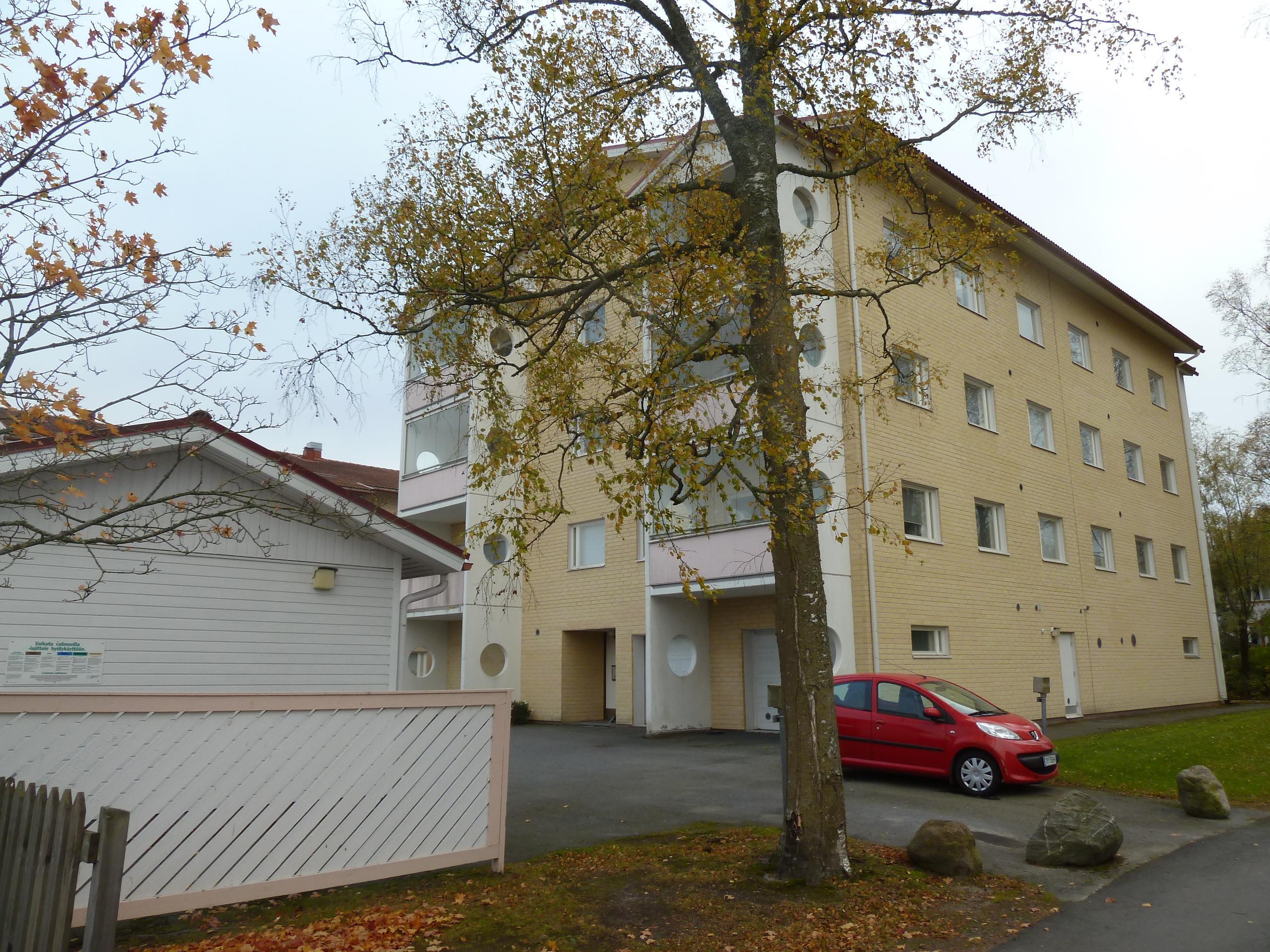 Satakunnantie 42  As., Loimaa