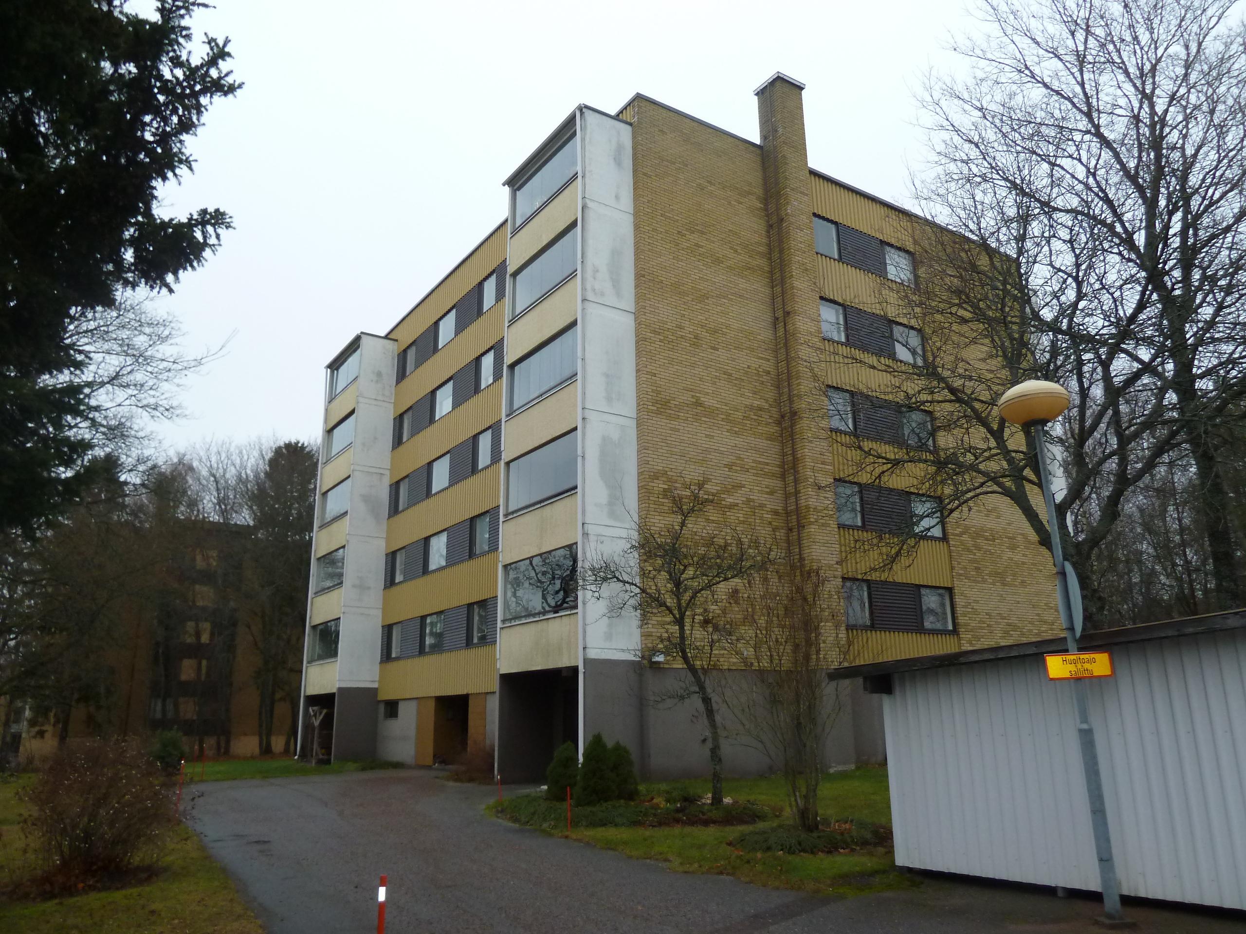 Pappilantie 1 A17, Loimaa