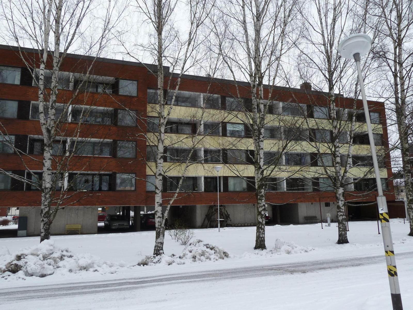 Seppälänkatu 12 A5, Loimaa