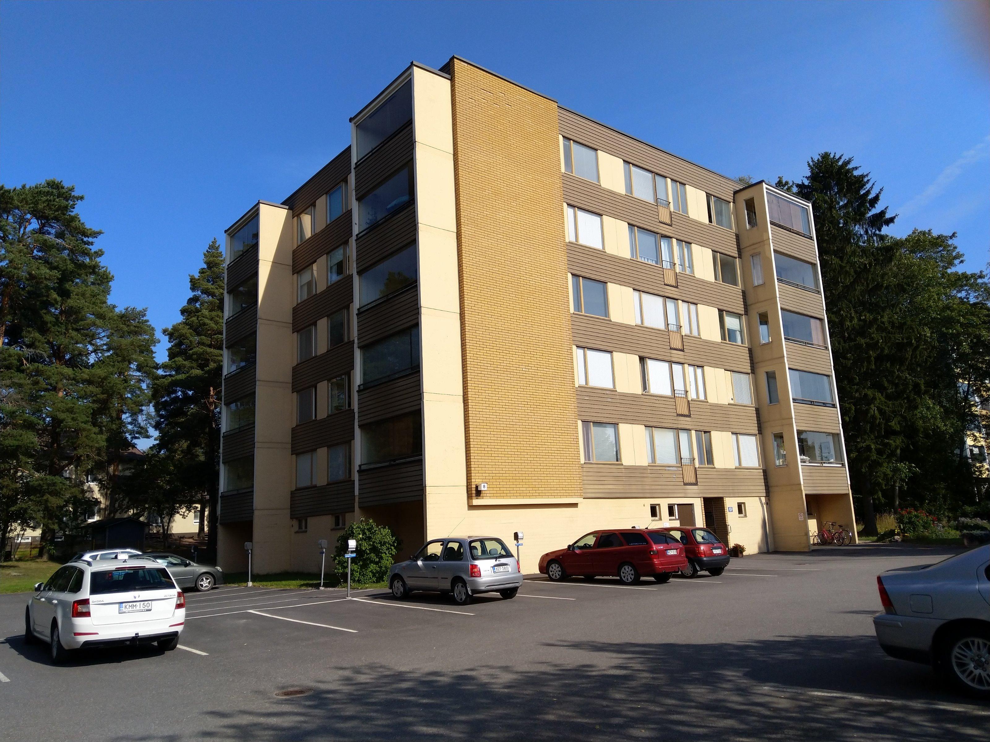 Mikkolantie 8 As., Loimaa