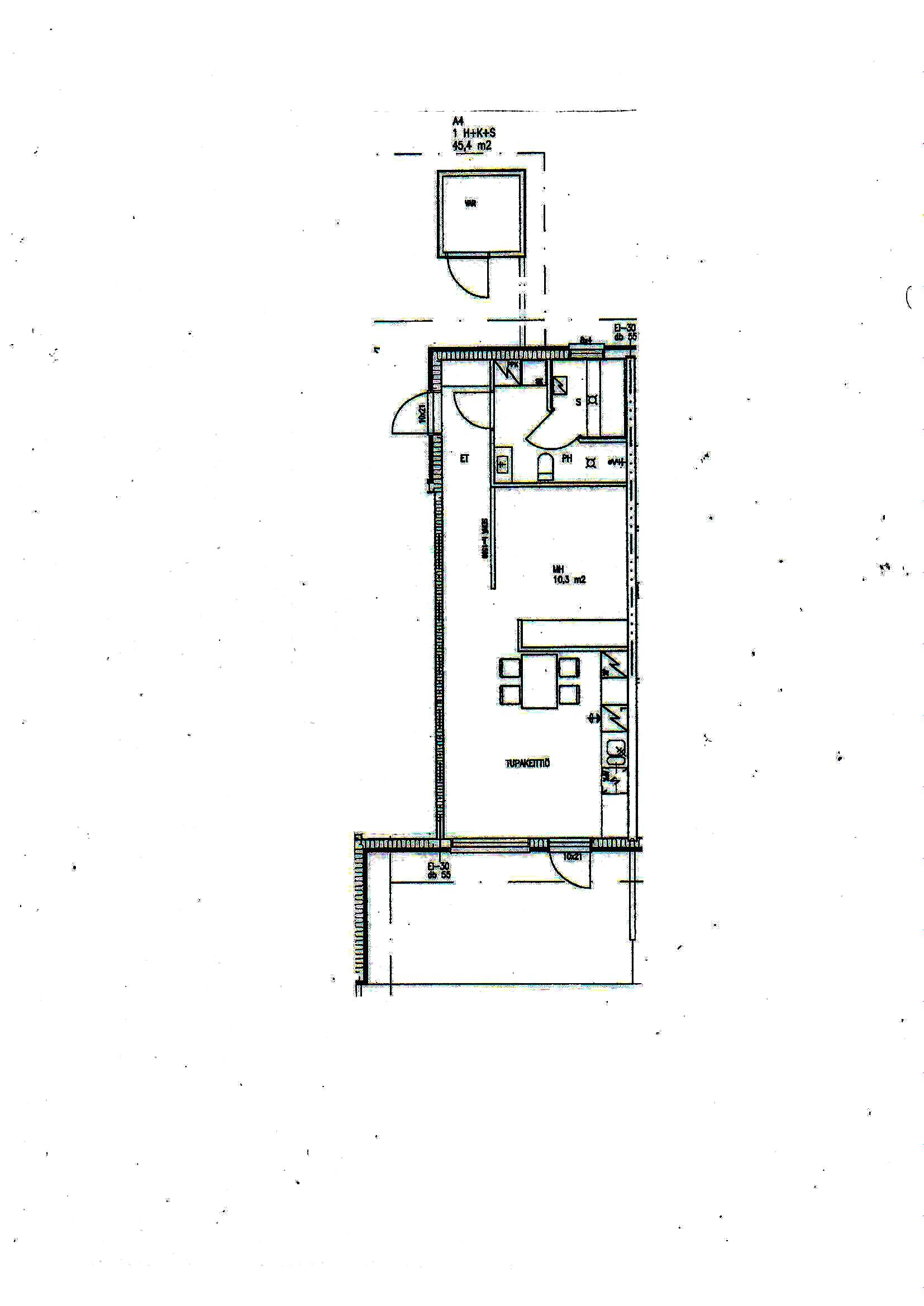 Nahinkaari 6 A4, Loimaa