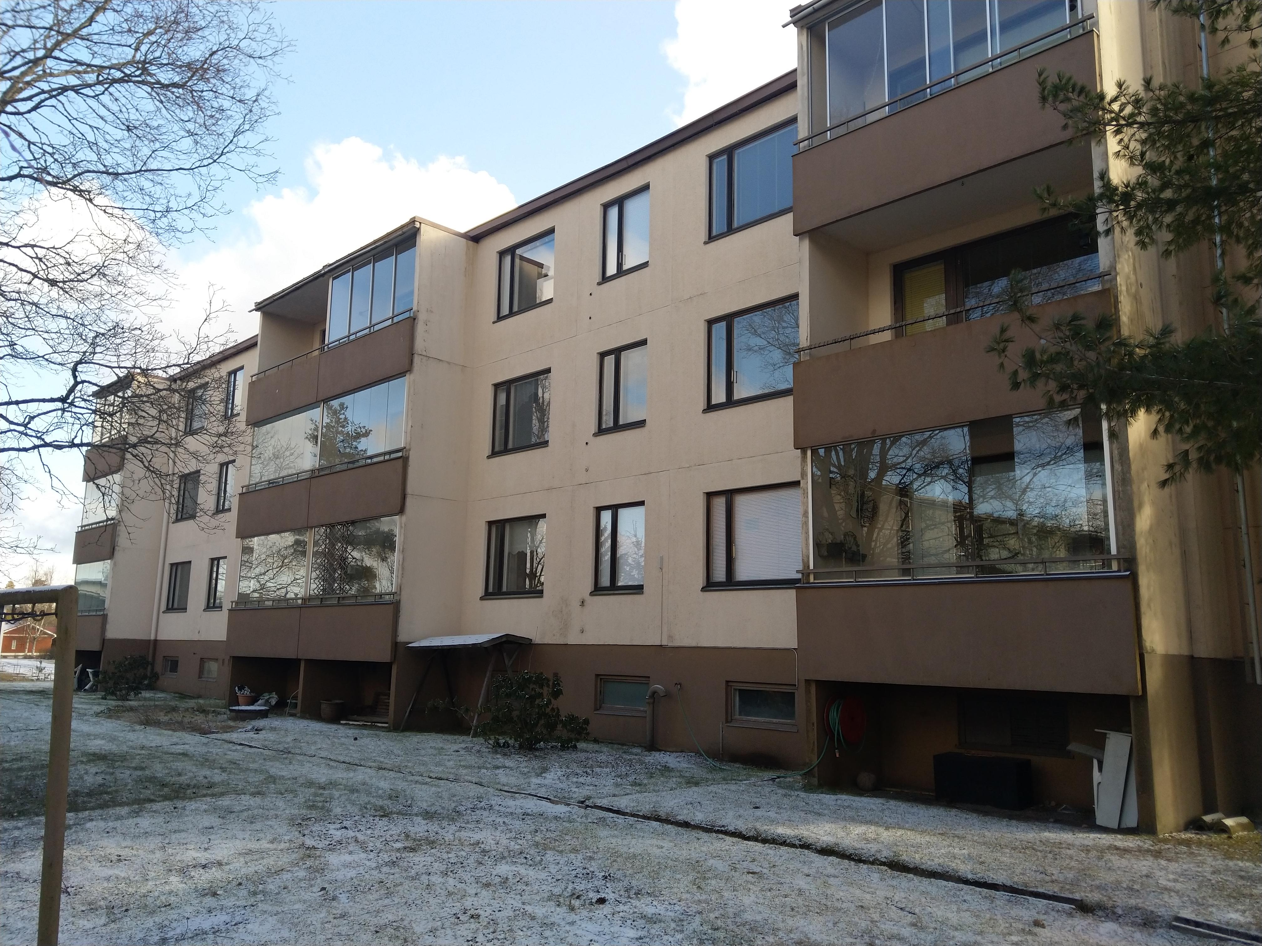 Hirvikoskentie 213 A1, Loimaa