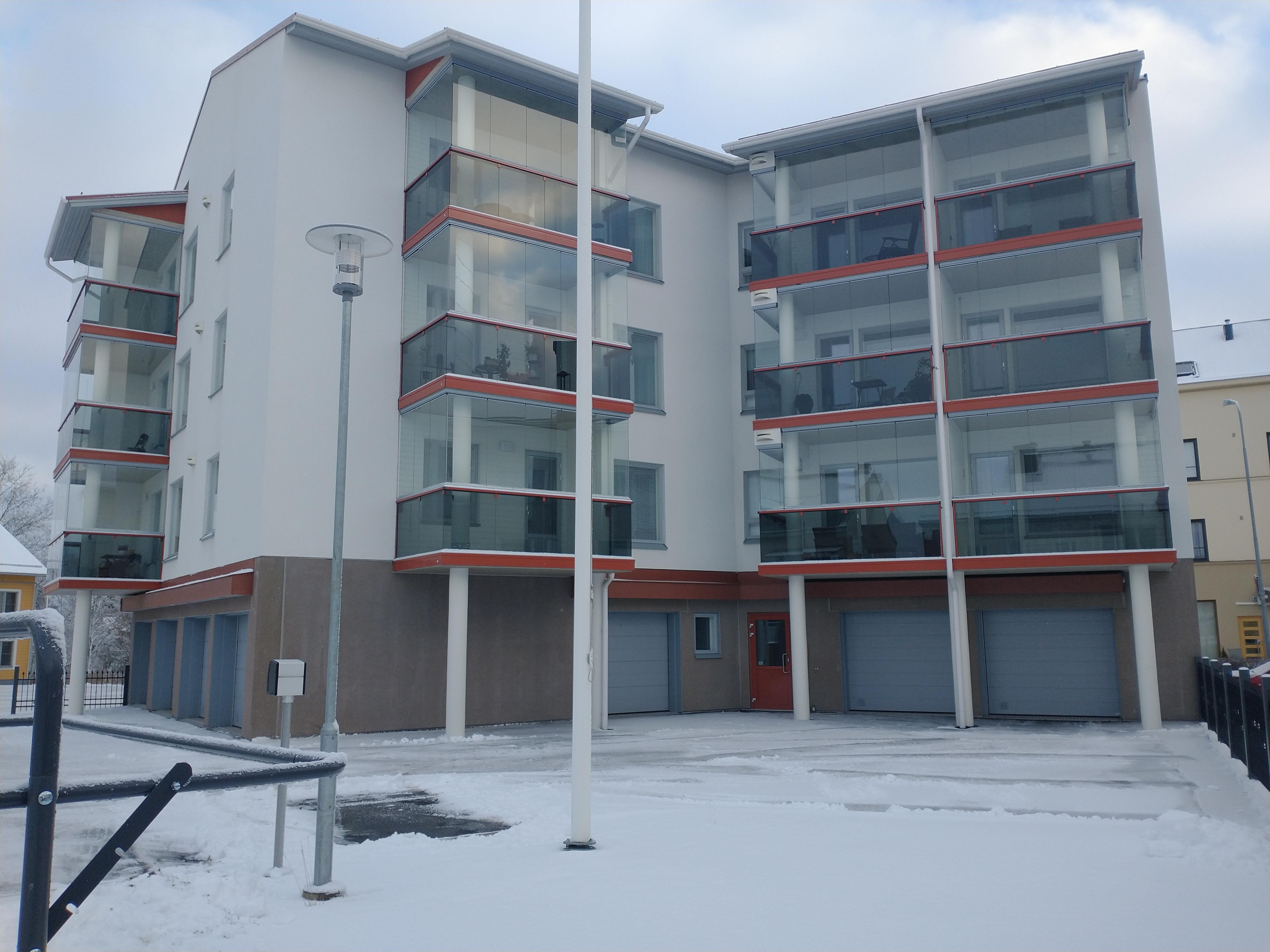 Satakunnantie 4 A1, Loimaa