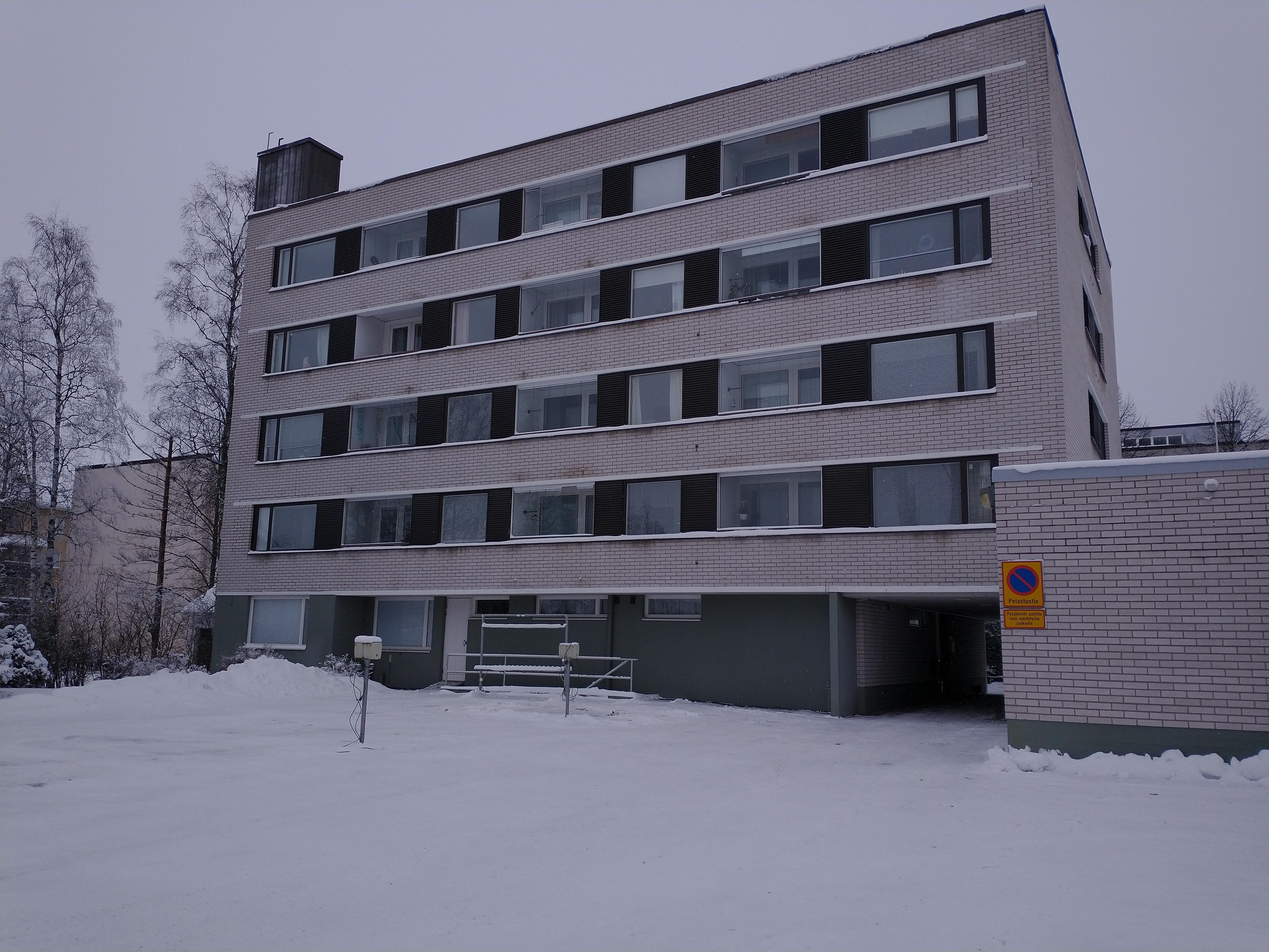 Kalevalankatu 11 B11, Loimaa