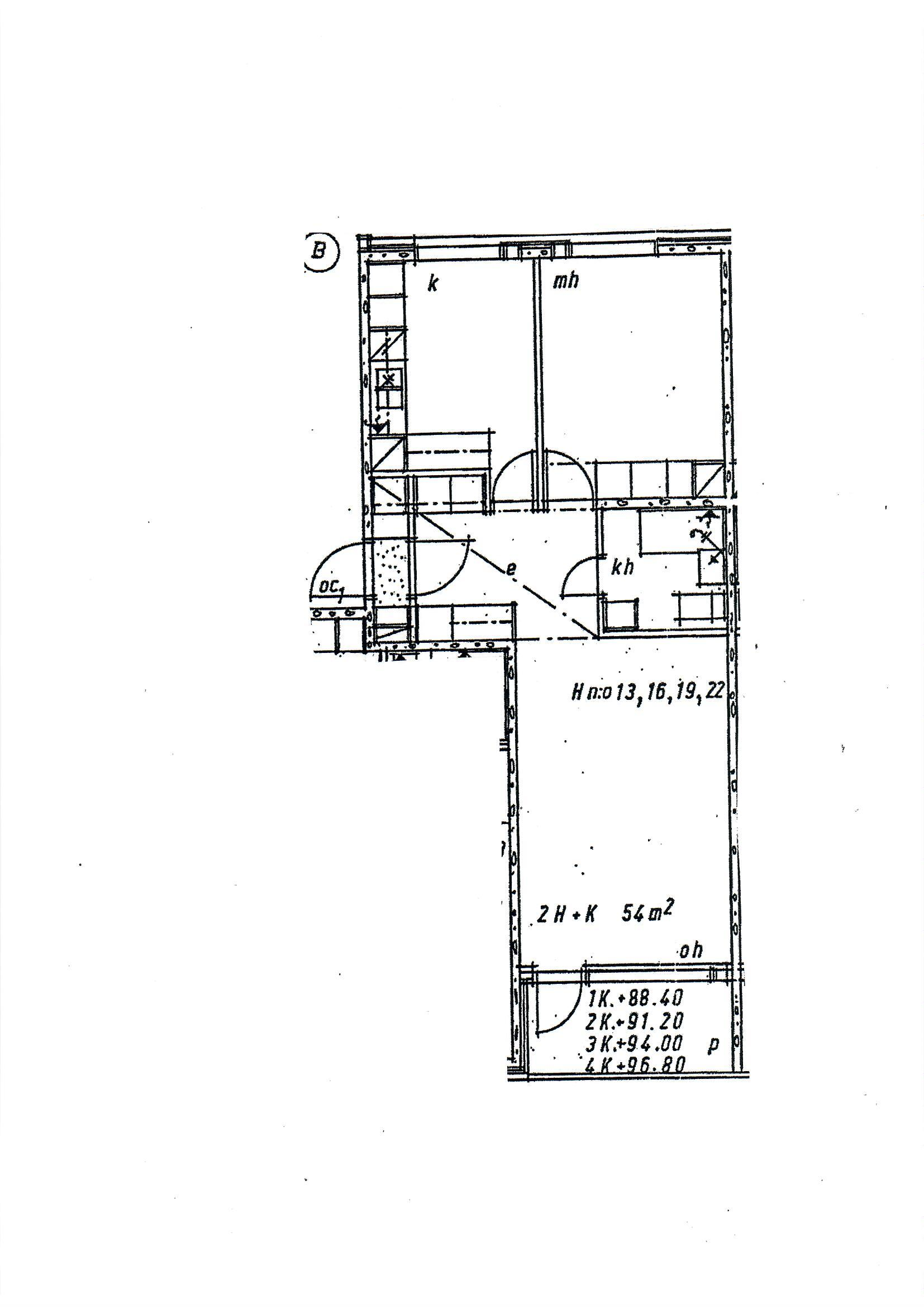 Seppälänkatu 12 B22, Loimaa
